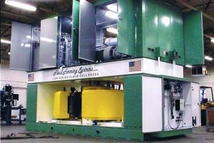 Hydraulic Fluid Cell Press